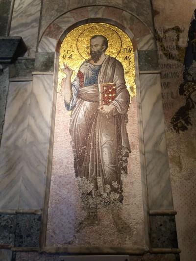 AZİZ PAVLUS'UN TARSUSLU OLMASI BİR TESADÜF DEĞİLDİ / SAINT PAUL'S BEING FROM TARSUS WAS NOT A CHANCE