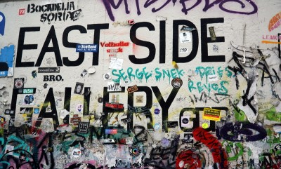 EAST SIDE GALLERY, BERLİN DUVARI