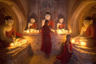 MYANMAR`DA BUDIZM