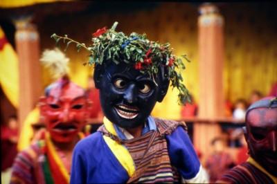 EJDERHALAR ÜLKESI BHUTAN